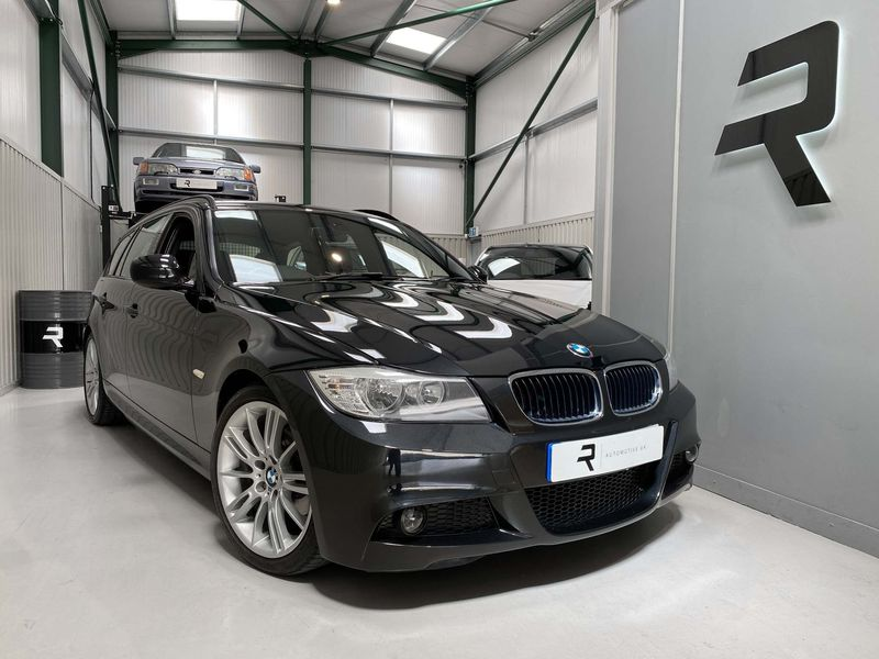 View BMW 3 SERIES 2.0 318i M Sport Touring 5dr