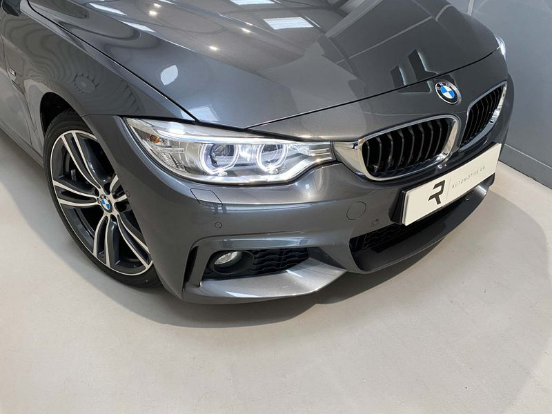 View BMW 4 SERIES 2.0 420d M Sport 2dr