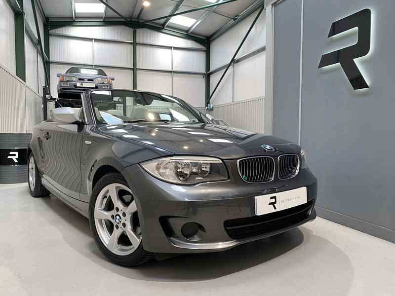View BMW 1 SERIES 2.0 118d Exclusive Edition 2dr