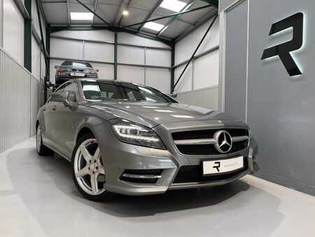 MERCEDES CLS 3.0 CLS350 CDI BlueEFFICIENCY AMG Sport 7G-Tronic Plus 4dr